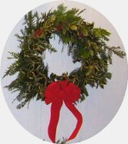 Holiday Wreaths from Cranguyma Farms